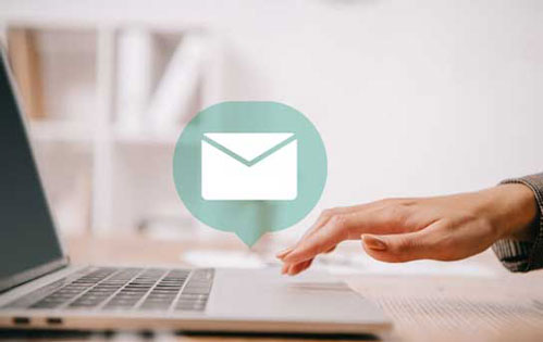 Gestion d'email - Dactylos Service